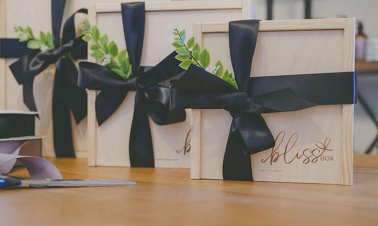 gift boxes in Calgary, Alberta Bliss Box