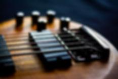 Bass guitar lessons teacher