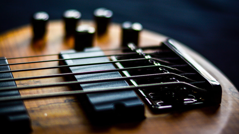 Personal Lessons | Bass Guitar