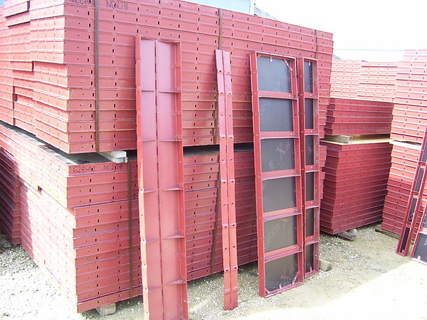 steel ply forms panels fillers hardware
