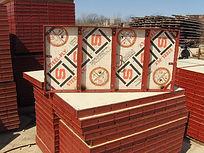 steel ply panel concrete
