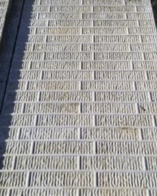 Used Aluminum Western Vertex Brick