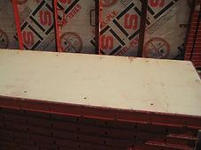8' concrete steel ply panel