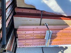 10' stack symons steel ply forms and cor