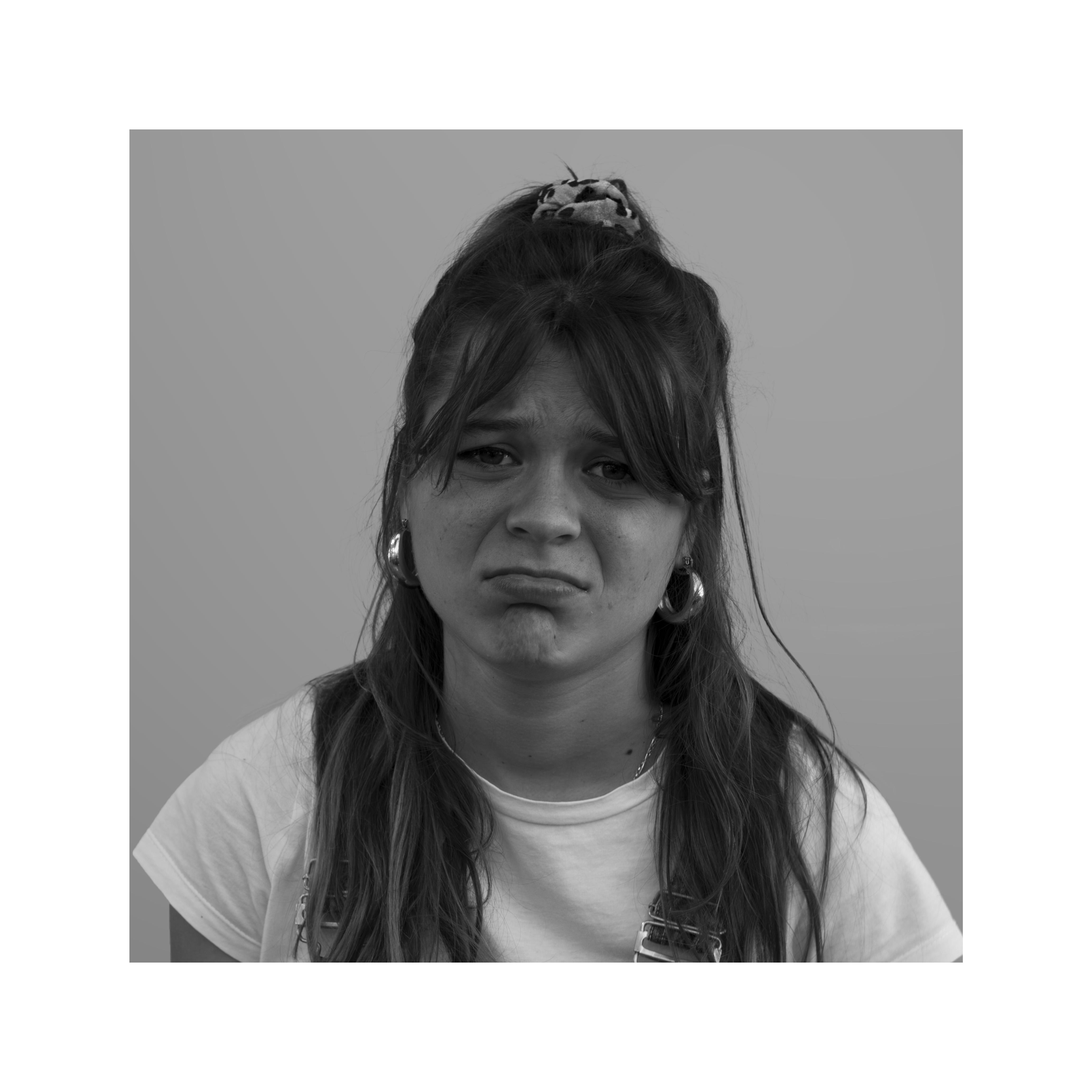 Paula triste