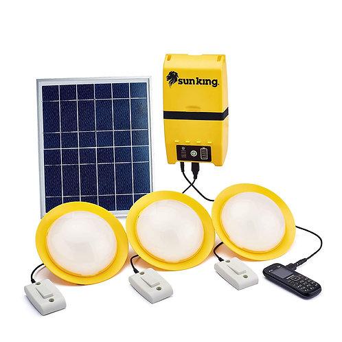 Sun King Home 120 - CRISS Energy
