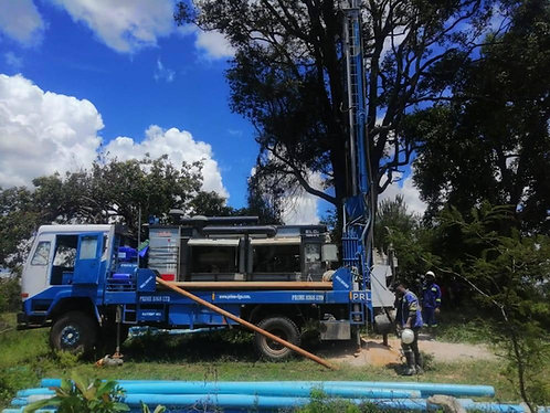 Lay bye for drilling and casing for 40m