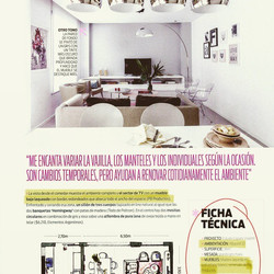 Revista LIving.Marzo 2015