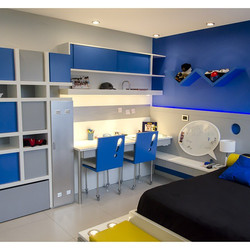 Boy's bedroom ! Residencial project
