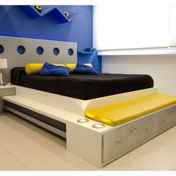 Boy bedroom ! Residencial project