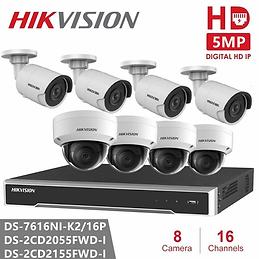 Hikvision-CCTV-Camera-System-Embedded-Pl