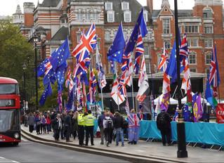 Brexit Leaves Behind EU Counterterrorism Security