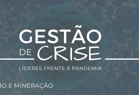 Gestão de Crise: Os setores de varejo e mineração frente à pandemia