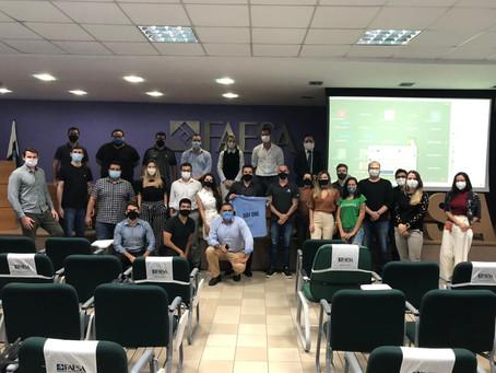 Workshop de Vendas foi o evento realizado nesta semana