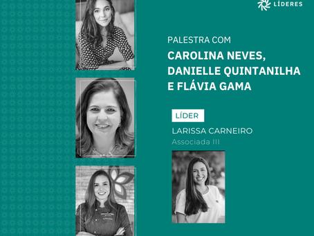 Conheça três empreendedoras capixabas presentes no último evento do Líderes