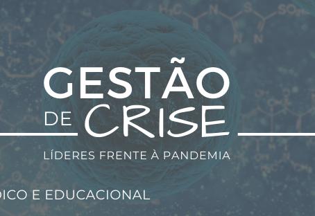 Gestão de Crise: Os setores jurídico e educacional frente à pandemia