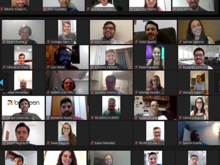 Líderes promove workshop sobre transformação digital