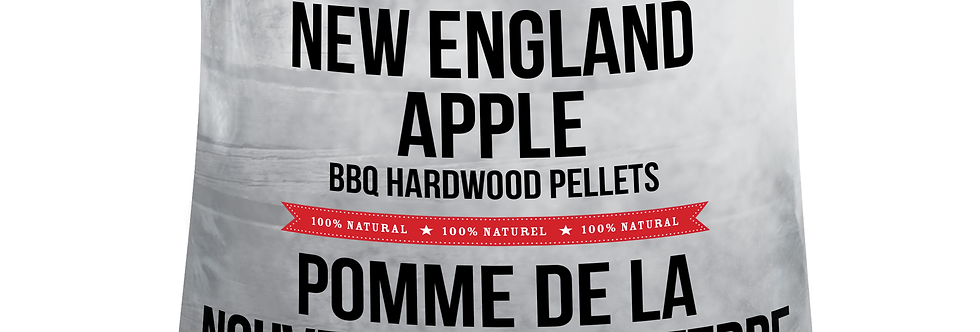 40 lbs. New England Apple Pellets