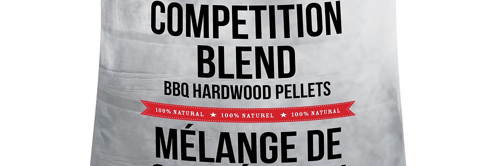 40 lbs. Competition Blend Pellets