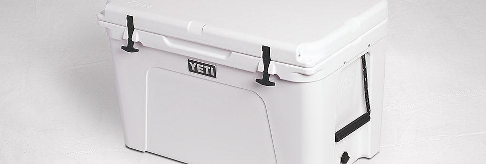 Yeti Tundra 105 Cooler - White