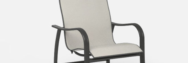 Holly Hill Sling Dining Chair