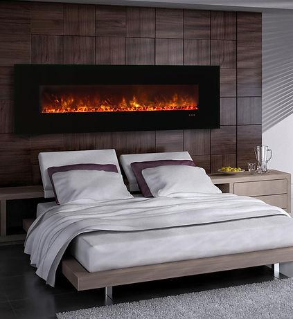 Modern Fireplace CLX 80