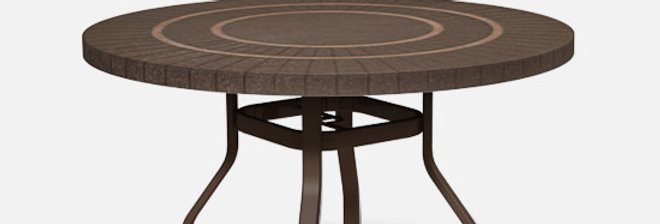 "Sorento 54"" Round Balcony Table"
