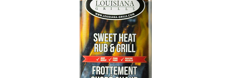 24 oz. Sweet Heat Rub and Grill Spice