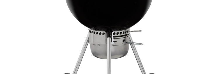 """Weber Master‑Touch 22"""" Charcoal Grill"""