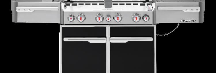 Weber Summit® E-470 Gas Grill