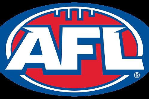 Senior Football AFL Registration