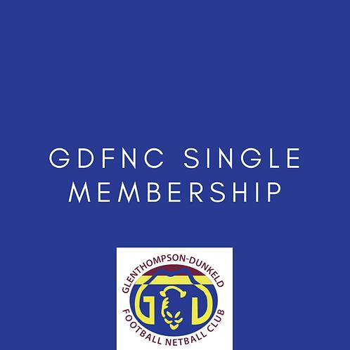 RAMS Membership (Single)
