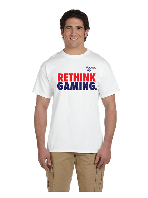RETHINK GAMING TEE