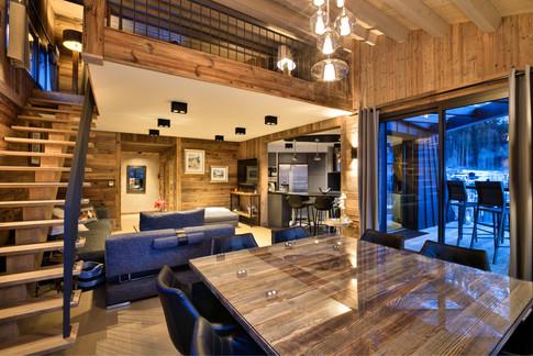 Kandahar Lodge 2 Living Room