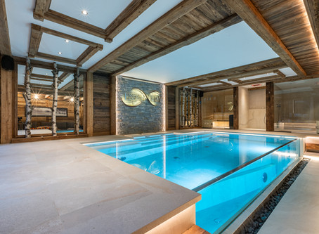 "Welcome to the only ""ultra-luxe"" chalet in Chamonix!"