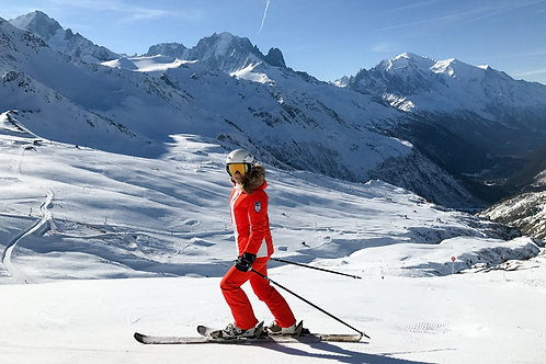 Private Ski Instructor full day