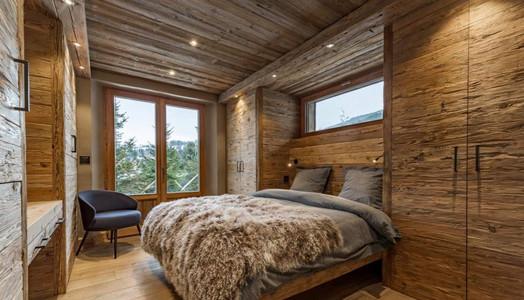 bedroom hameau des plan