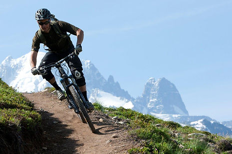 Summer Mountain Bike