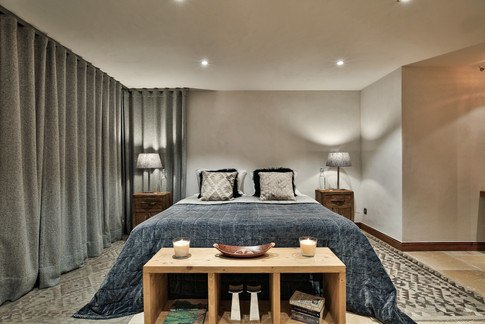 Nordic Lodge bedroom 4