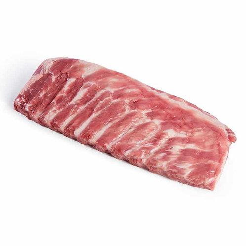 Costilla de cerdo San Luis / libra