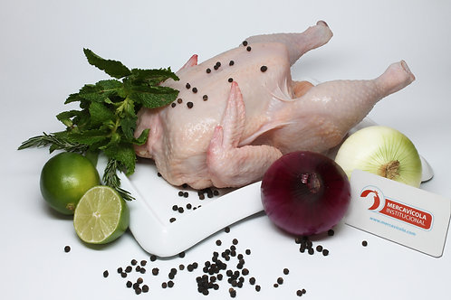 Pollo Entero / Libra