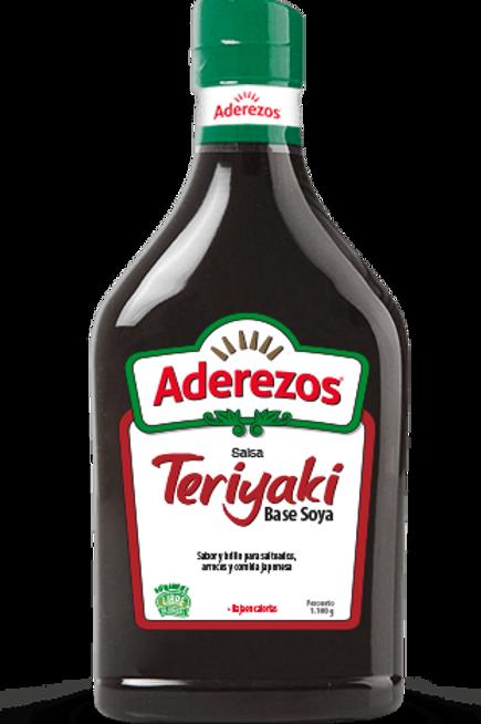 Salsa teriyaki Aderezos 1100 gr