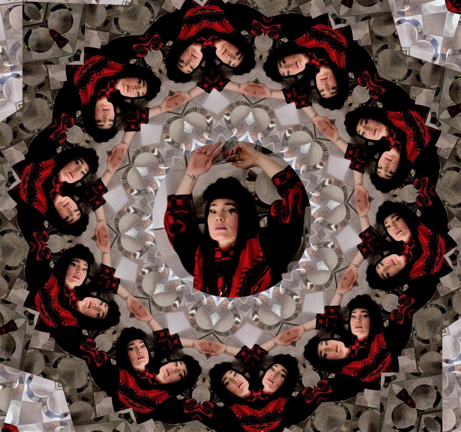 Kaleidoscopic 8