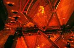 La musique dans le piano