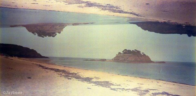Mirage de l'île perdue