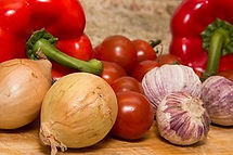 The kitchen harvest