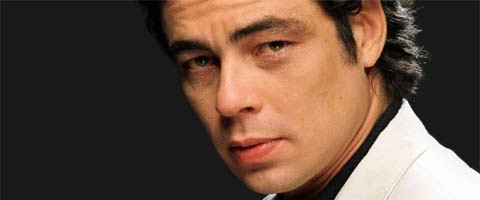 No name confusion here but Benicio Del Toro would actually do well as Barister Del Toro