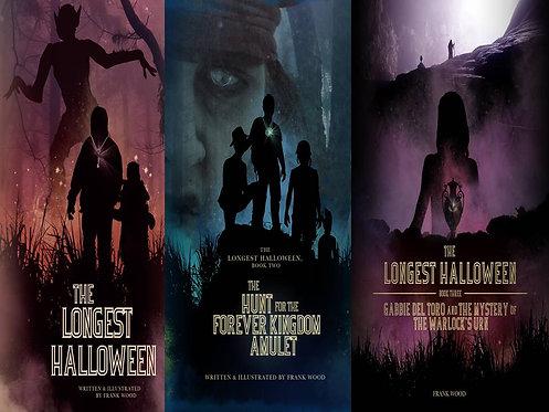The Longest Halloween Trilogy