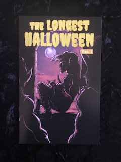 The Longest Halloween Graphic Novel Collection