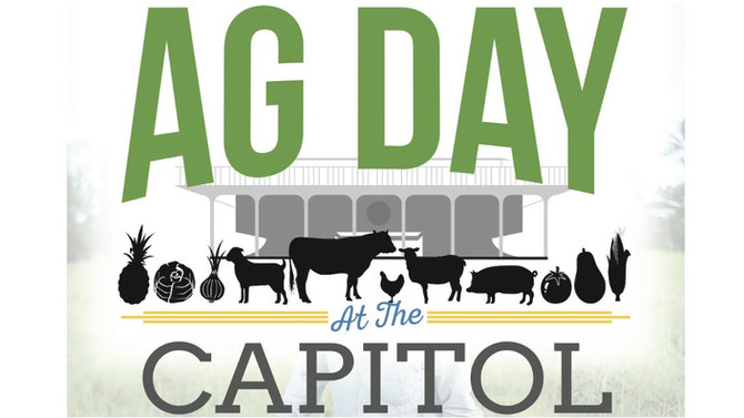 Visit the Pueo Project at 'Ag Day at the Capital' on Wednesday, February 6, 2019